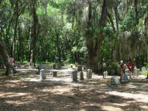 discovering a Civil War graveyard at Hilton Head
