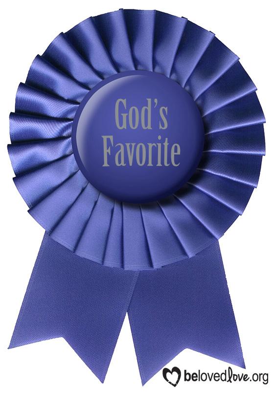 Does God have favorites? Does God love me?
