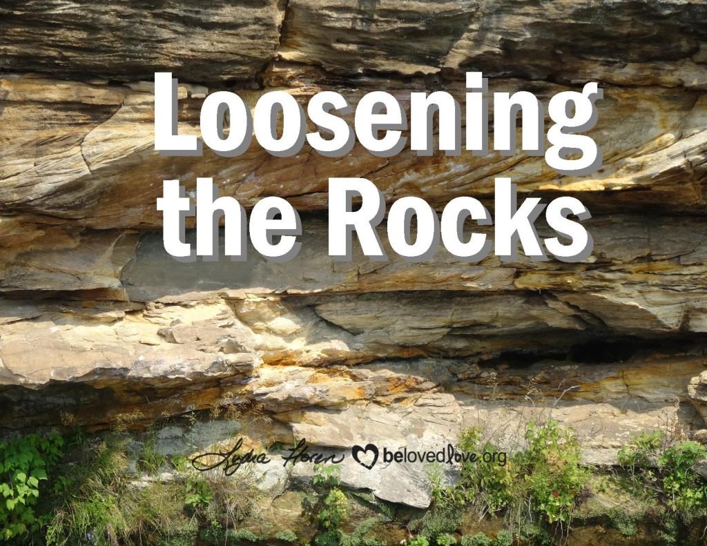 Loosening the Rocks