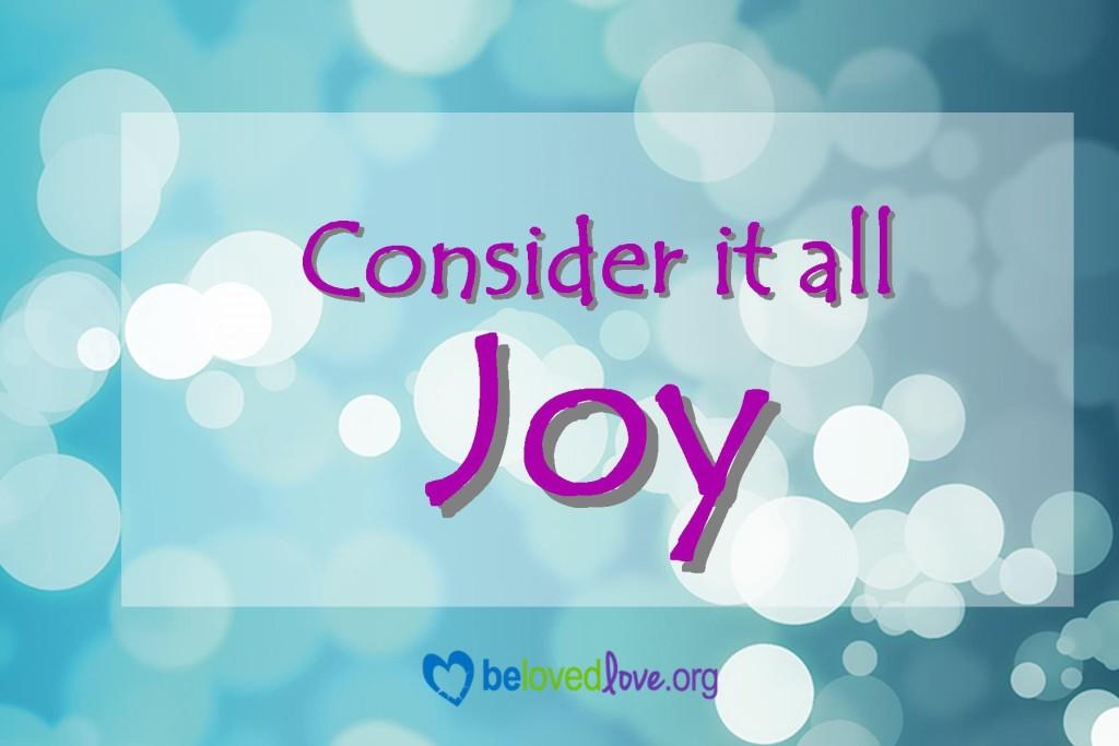 9:18:15 Consider it Joy