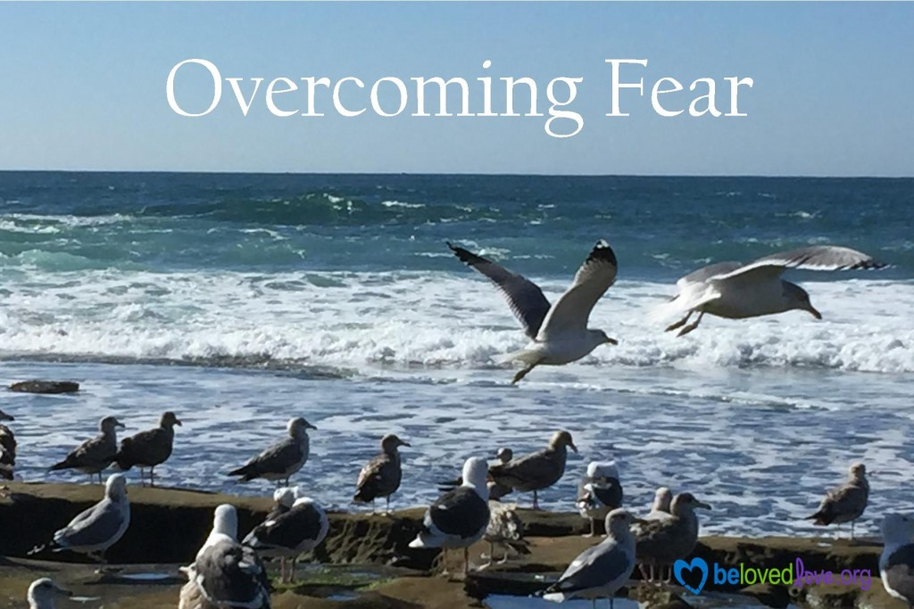 3:16:16 Overcoming Fear