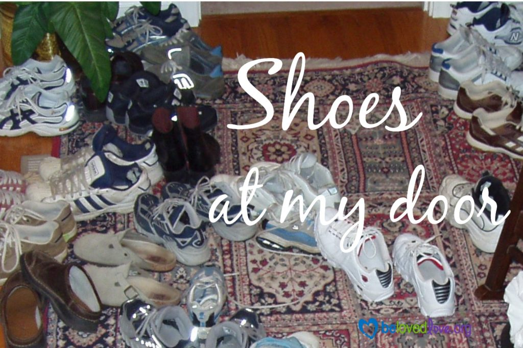 Shoes At My Door